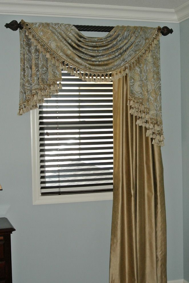 Deephaven Mn for a Traditional Bedroom with a Minneapolis Window Treatments and Custom Drapes by Shelly's Interior Concepts