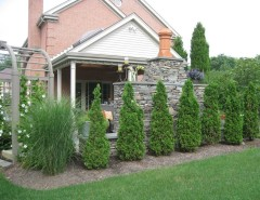 Dees Nursery for a Traditional Landscape with a Hardscaping and 2013 ALE: Warm Invitation by Pennsylvania Landscape & Nursery Association