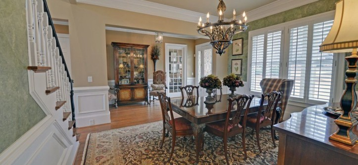 Delaire Country Club for a Craftsman Dining Room with a Sugarloaf Country Club and Sugarloaf Country Club Custom Homes by Envision Web