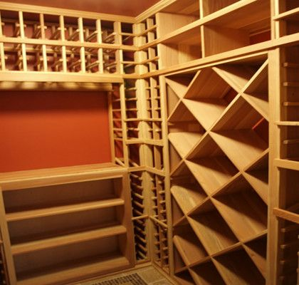 Diamond Residential Mortgage for a Traditional Wine Cellar with a Custom Wine Cellars South Salem Ny and Semi Custom Residential Wine Cellar Project in South Salem New York by Wine Cellars by Coastal