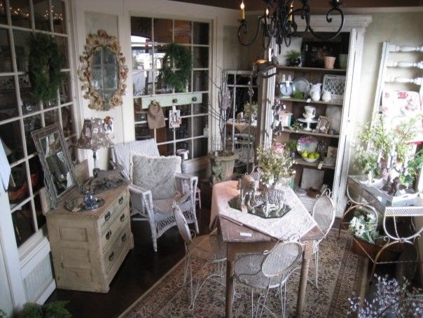 Distressing Furniture for a Eclectic Spaces with a Rustic Elegance and Our Spring/summer Showroom by Iron Accents
