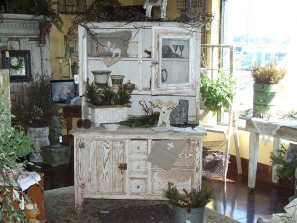 Distressing Furniture for a Eclectic Spaces with a Rustic White Furniture and Our Spring/summer Showroom by Iron Accents