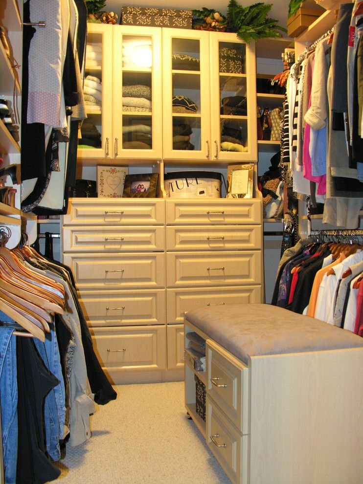 Dogtown St Louis for a Traditional Closet with a Kitch and Pantry Organization and Custom Closet Systems by Beyond Storage