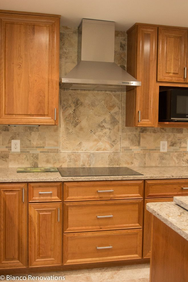 Dominion Electric Va for a Traditional Kitchen with a Kitchen Appliances and Rear Extension in Alexandria, Va by Bianco Renovations