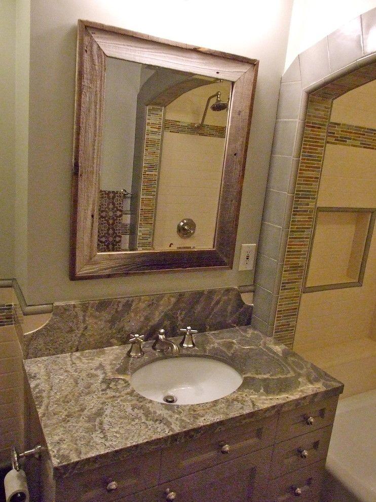 Door Jams for a  Bathroom with a  and  Bathroom by Shannonggem.com