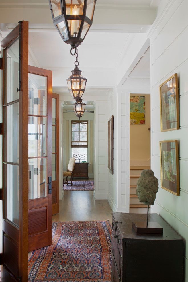 Door Jams for a Traditional Entry with a French Doors and Updated Classics:  Today's Traditional Design by Historical Concepts