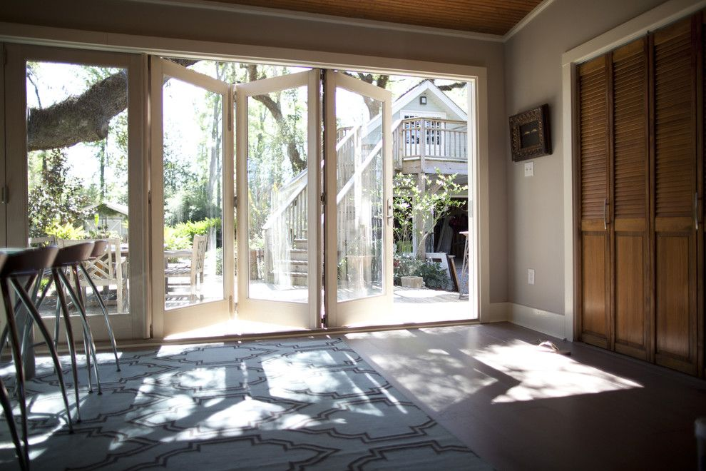 Door Jams for a Traditional Exterior with a Patio and Doors by Northshore Millwork, Llc