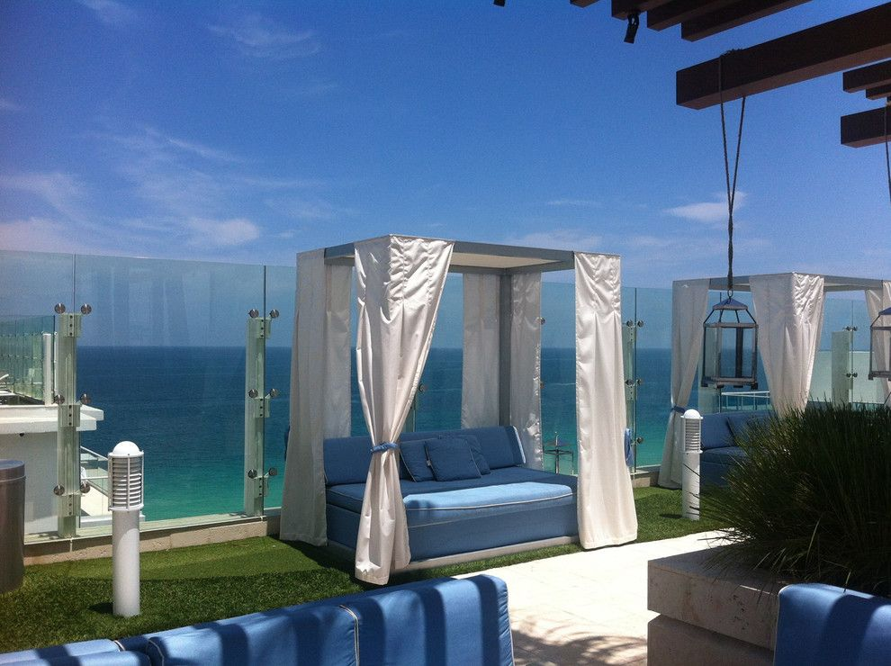 Dorchester Hotel Miami for a  Spaces with a Beautiful Pools and Grand Beach Hotel by Source Outdoor