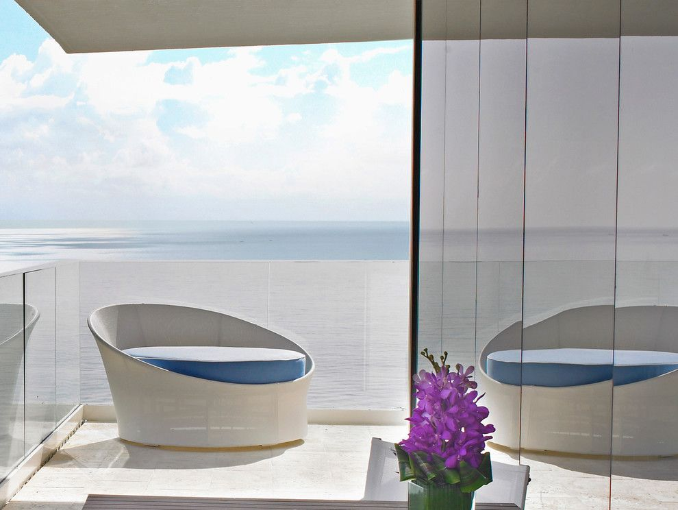 Dorchester Hotel Miami for a  Spaces with a Miami and Grand Beach Hotel by Source Outdoor