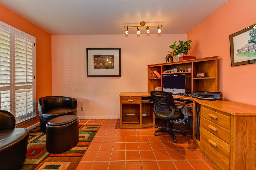 Dr Horton Austin for a Traditional Home Office with a Office and 4710 Woodside Dr. Travis Country by Pivach Properties