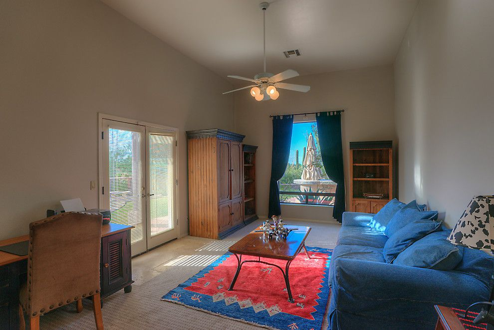 Dr Horton Az for a Southwestern Spaces with a Carefree Homes and 9427 E Here to There Dr, Carefree, Az 85377 by Carmen Brodeur   Trillium Properties