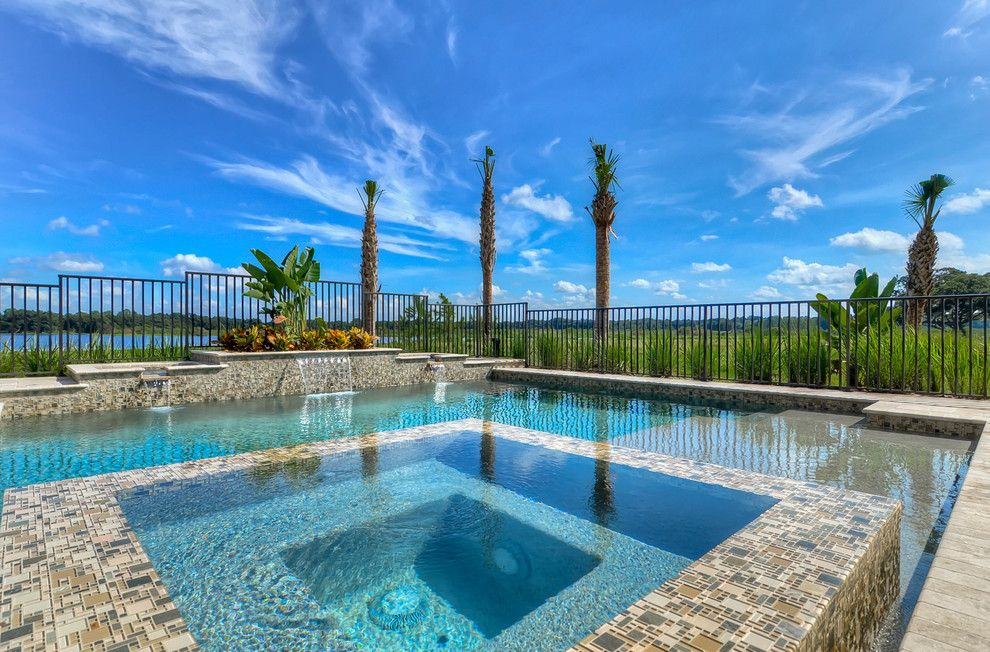 Dr Horton Colorado for a Mediterranean Pool with a Acreage and the Toscana Model at Stonelake Ranch, Thonotosassa by Emerald Homes Tampa