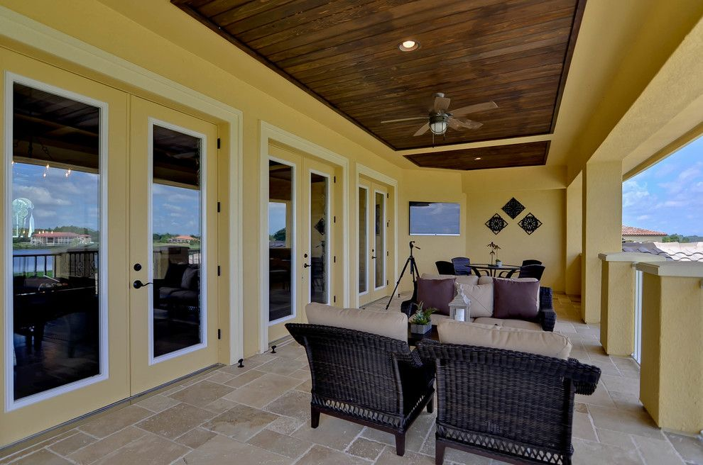 Dr Horton Colorado for a Mediterranean Porch with a Horses and the Toscana Model at Stonelake Ranch, Thonotosassa by Emerald Homes Tampa