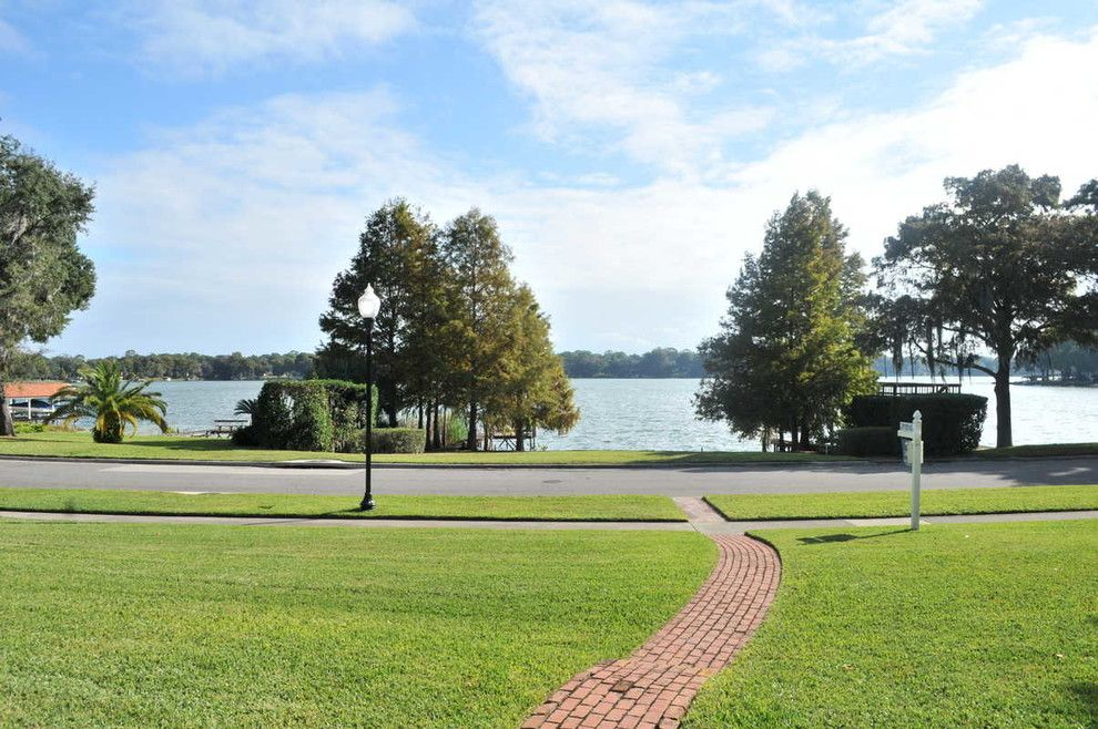 Dr Horton Orlando for a Traditional Landscape with a Lakefront and 2912 Lake Shore Dr ~ Orlando, Fl 32803 by Florida One Real Estate