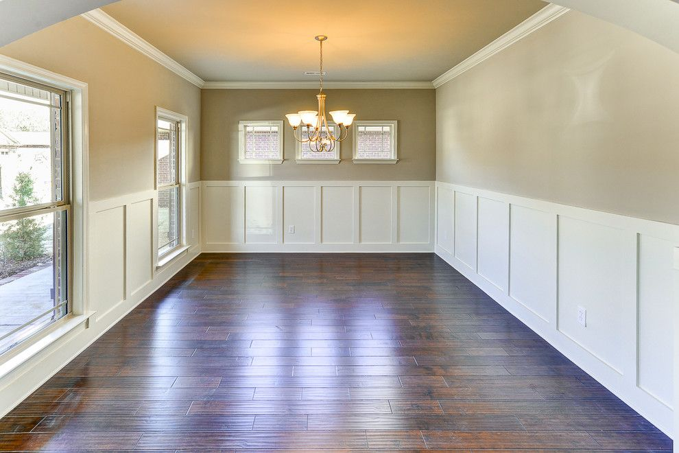 Dr Horton Tampa for a Traditional Dining Room with a Traditional and 3011 Magnolia Leaf Circle by D.r. Horton Huntsville