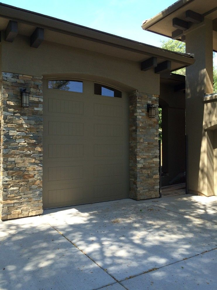 El Dorado Hills Theater for a  Exterior with a  and Greyson Creek El Dorado Hills Luxury Home by Esi Builders & Remodelers