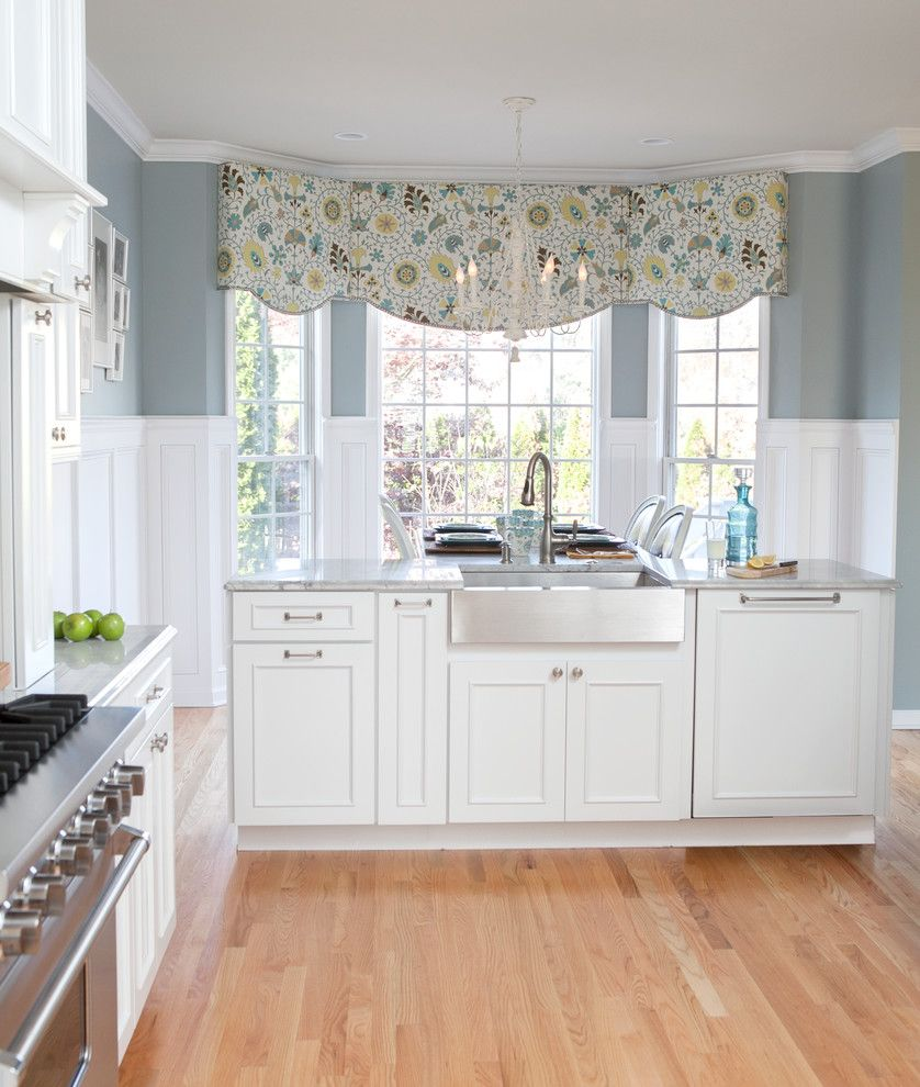 Elkay.com for a Traditional Kitchen with a Brushed Nickel Hardware and Glastonbury, Ct Kitchen Renovation by Hartley and Hill Design