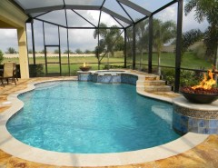 Enterprise Naples Fl for a Beach Style Spaces with a Gorgeous Pool and Jackson Custom Pools by Jackson Custom Pools