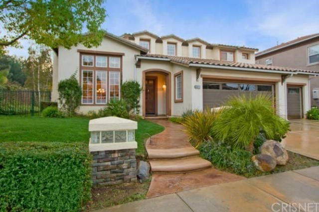Enterprise Simi Valley for a Transitional Exterior with a Home Stagers and 391 Hill Valley Ct. Simi Valley, CA by Art of an Angel,  the Art of Home Staging