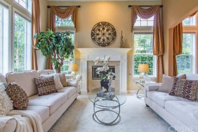 Enterprise Simi Valley for a Transitional Living Room with a Art of an Angel and 391 Hill Valley Ct. Simi Valley, CA by Art of an Angel,  the Art of Home Staging