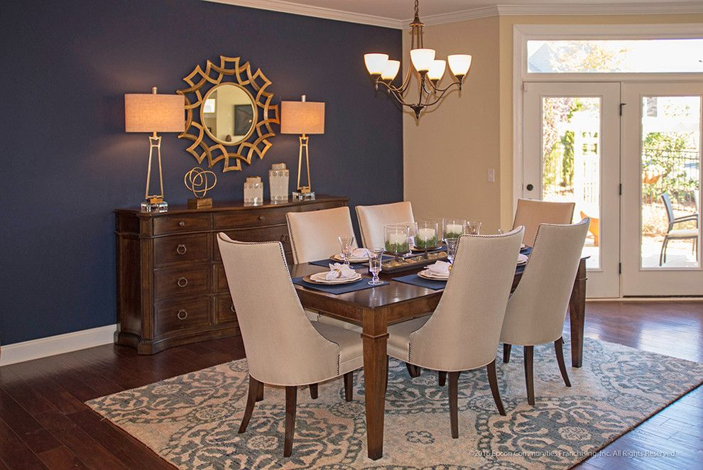 Epcon Communities for a Traditional Dining Room with a Traditional and Epcon Communities Home Interiors by Epcon Communities