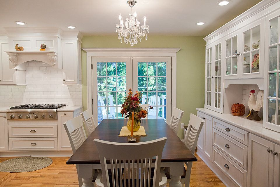 Euro Sham Size for a Contemporary Kitchen with a Recessed Lighting and Bertch Contemporary Farmhouse Kitchen+ by Curtis Lumber Ballston Spa