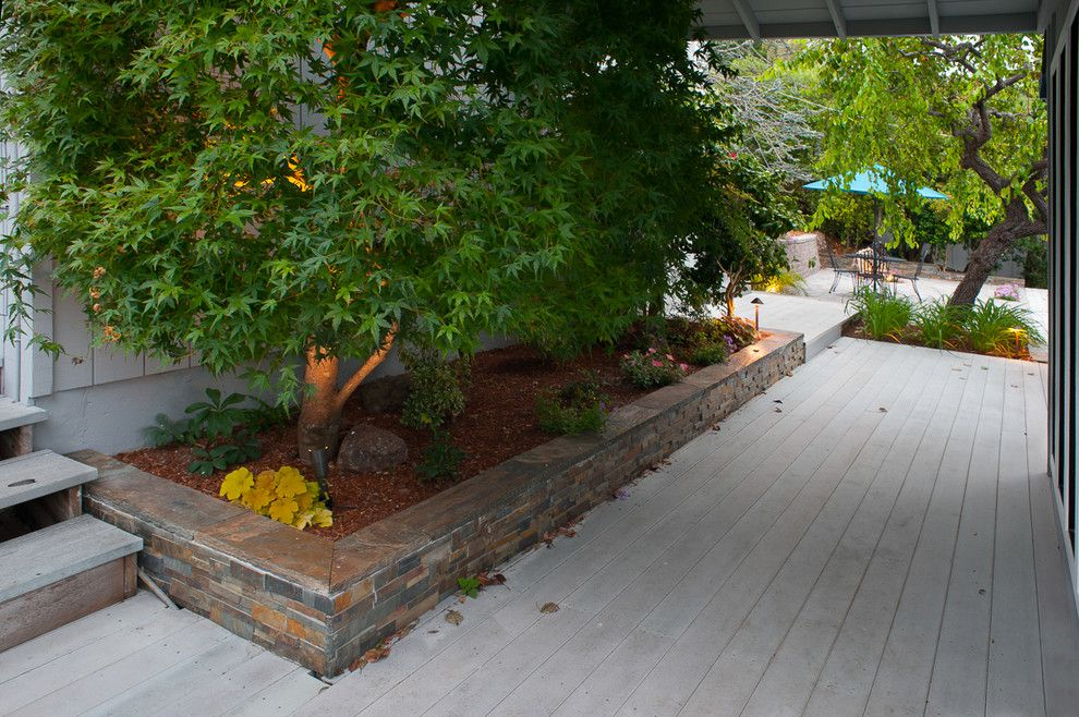 Ewing Irrigation for a  Spaces with a Santa Cruz and Aptos Residential Project by K & D Landscaping