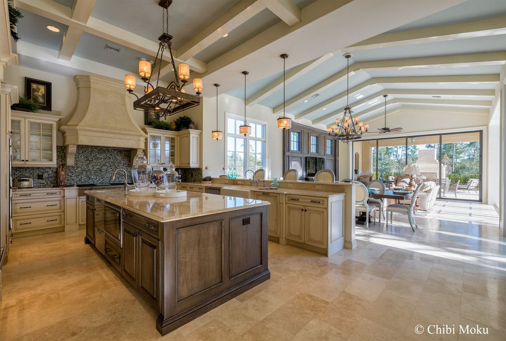 Famous Houses for a Traditional Kitchen with a Famous Houses and Orlando, Fl   Walt Disney Golden Oak   Villa Verona by Jones Clayton Constructio by Chibi Moku   Architectural Cinema   Photo   360