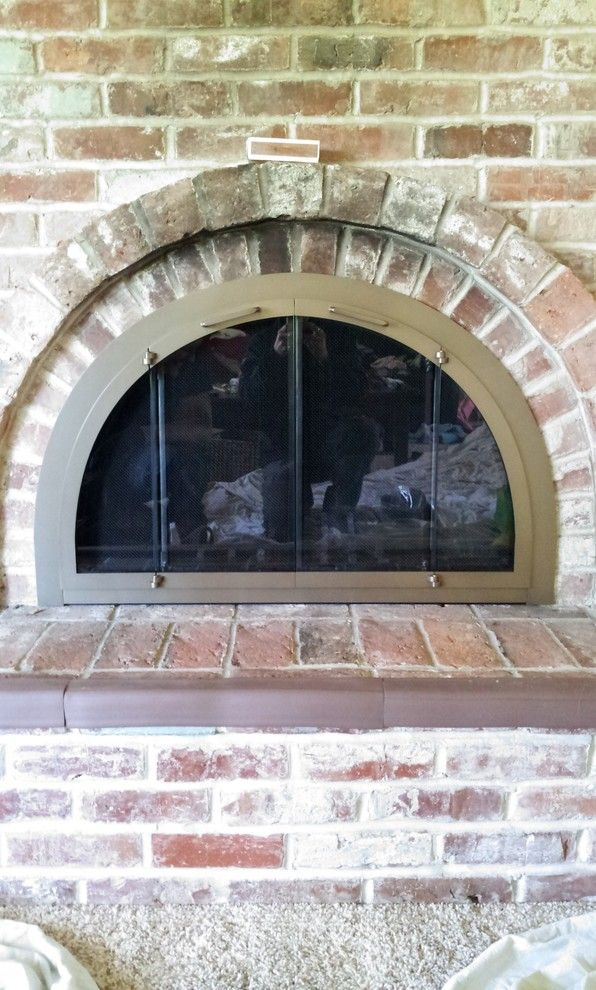 Fireside Portland for a Contemporary Living Room with a Stoll Fireplace Door and Glass Fireplace Doors & Gas Logs or Fire Features by Fireside Home Solutions