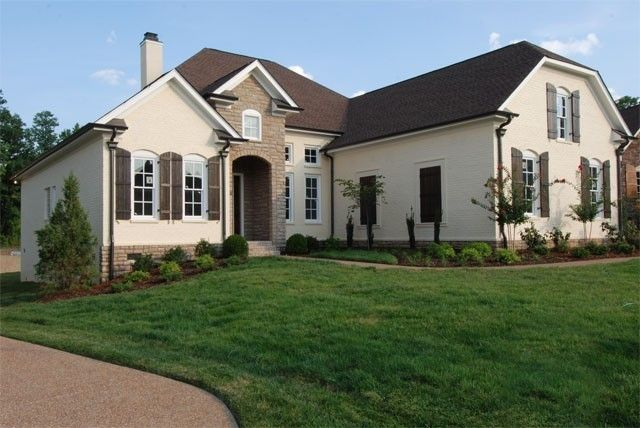 Ford Franklin Tn for a Traditional Exterior with a Charlotte and Deer Creek Homes Exteriors by Deer Creek Homes, Inc.