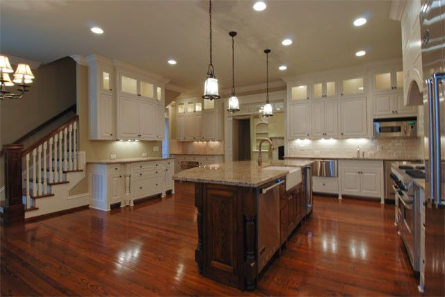 Ford Franklin Tn for a Traditional Kitchen with a Granite and Historic 1867 Home Renovation by Deer Creek Homes, Inc.
