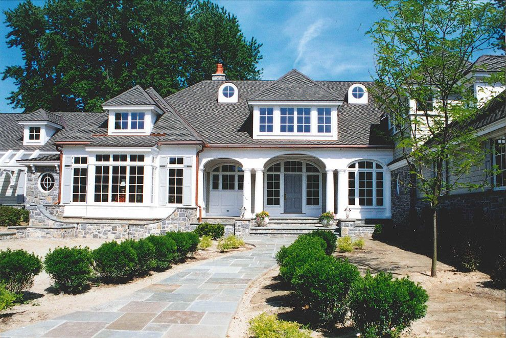 Fox Hills Golf Course for a Traditional Exterior with a Traditional and Golf Course Residence Iii by Wallant Architect