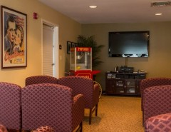 Framingham Theater for a Traditional Home Theater with a Home Theater and Assisted Living Facility Theater in Framingham by John Mulvaney