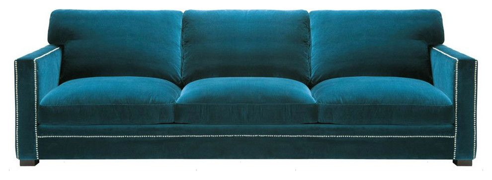 Free Shipping Crate and Barrel for a Transitional Living Room with a Chenille Sofa and Popular Sofa Styles by Your Space Furniture   Custom Upholstered Sofas