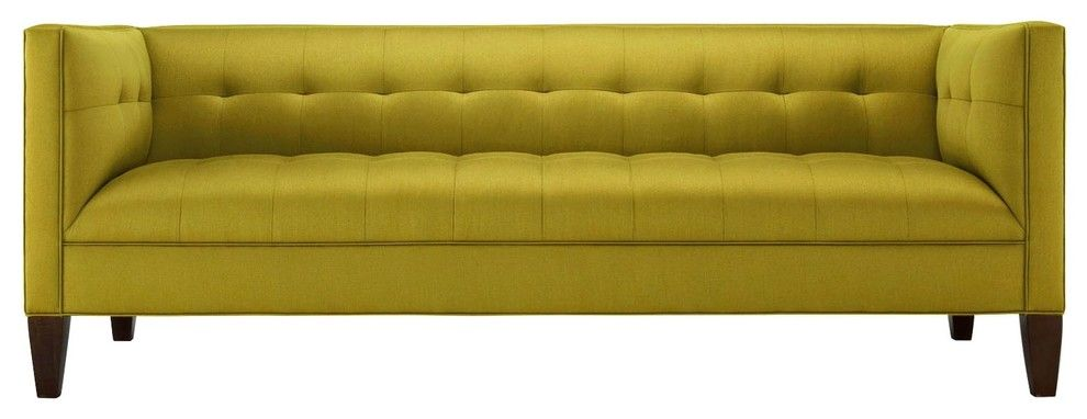 Free Shipping Crate and Barrel for a Transitional Living Room with a Modern and POPULAR SOFA STYLES by Your Space Furniture - Custom Upholstered Sofas