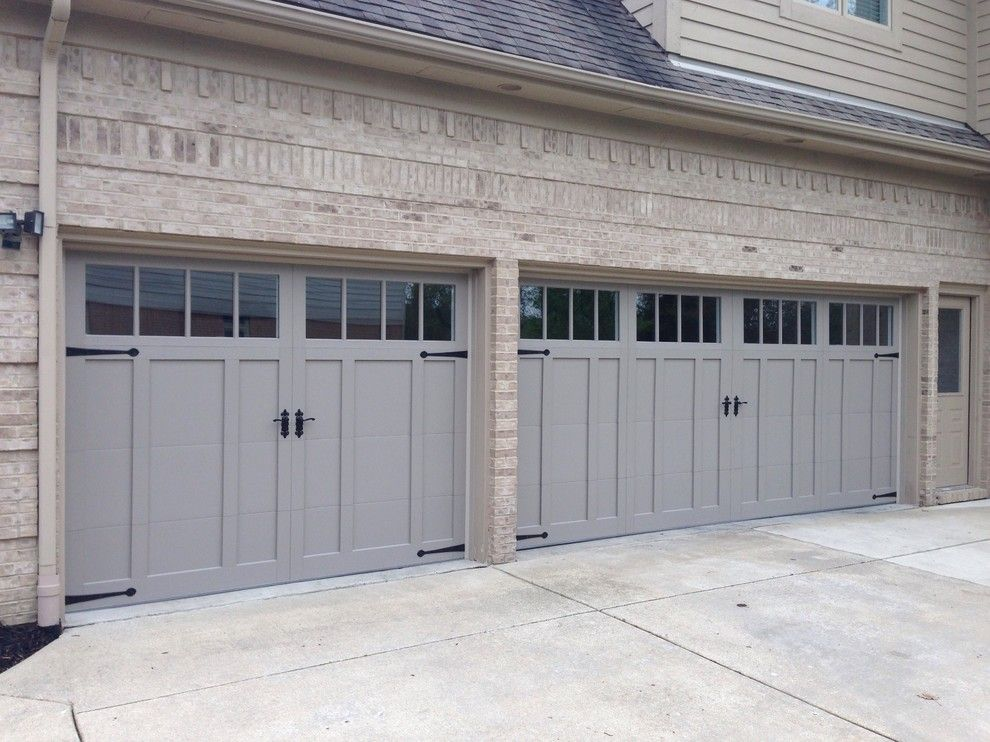 Garage Northville for a  Garage with a Garage Door and Carriage House Garage Doors by Premier Door Service