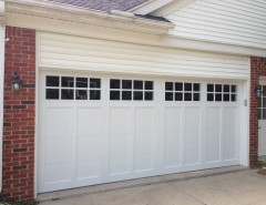 Garage Northville for a Traditional Garage with a Detroit Garage Door and Carriage House Garage Doors by Premier Door Service