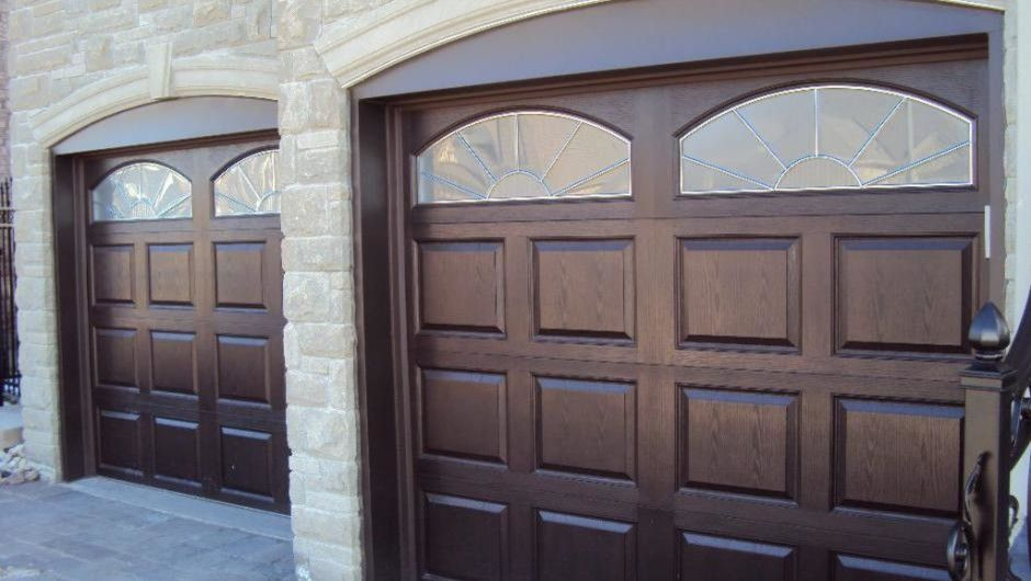 Garagetek for a Traditional Garage with a Raise Panel Garage and Raised Panel Garage Doors by Empire Overhead Doors, Llc