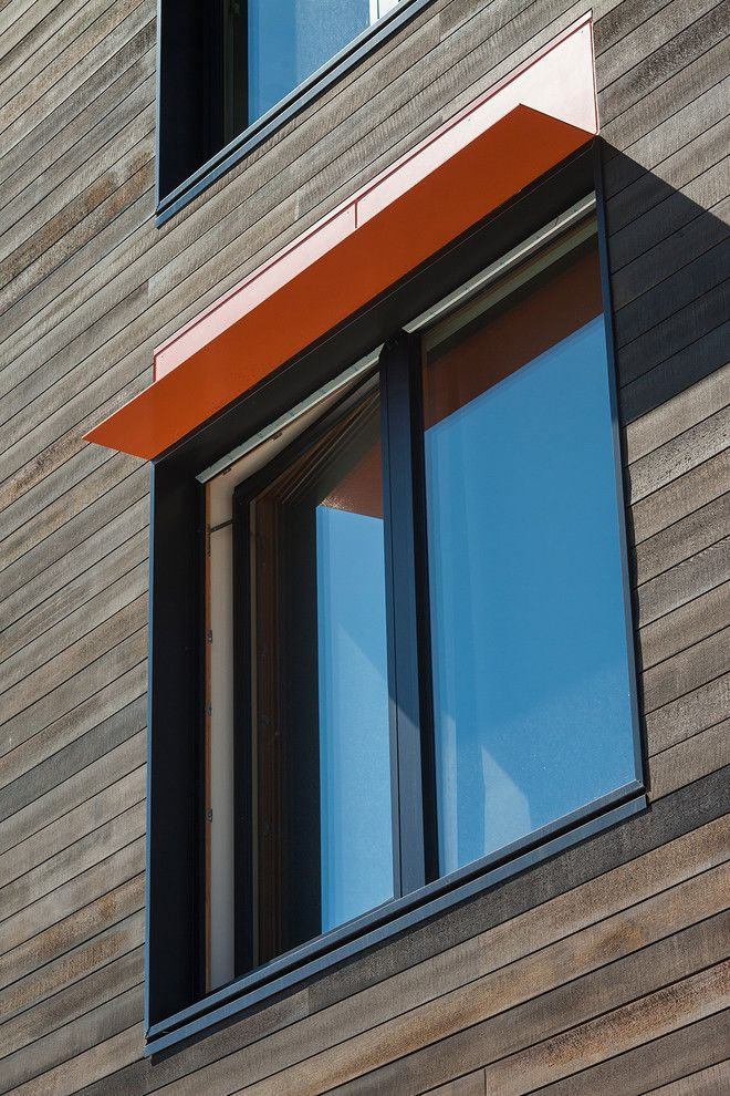 Gbd Architects for a  Spaces with a  and Kiln Apartments, Project of Gbd Architects Inc. Portland, or by Osmo Usa