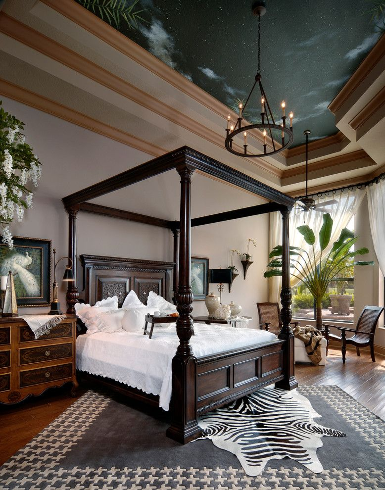Go.pier1.com for a Contemporary Bedroom with a Four Poster and Ibis Golf & Country Club by Dreamstar Custom Homes