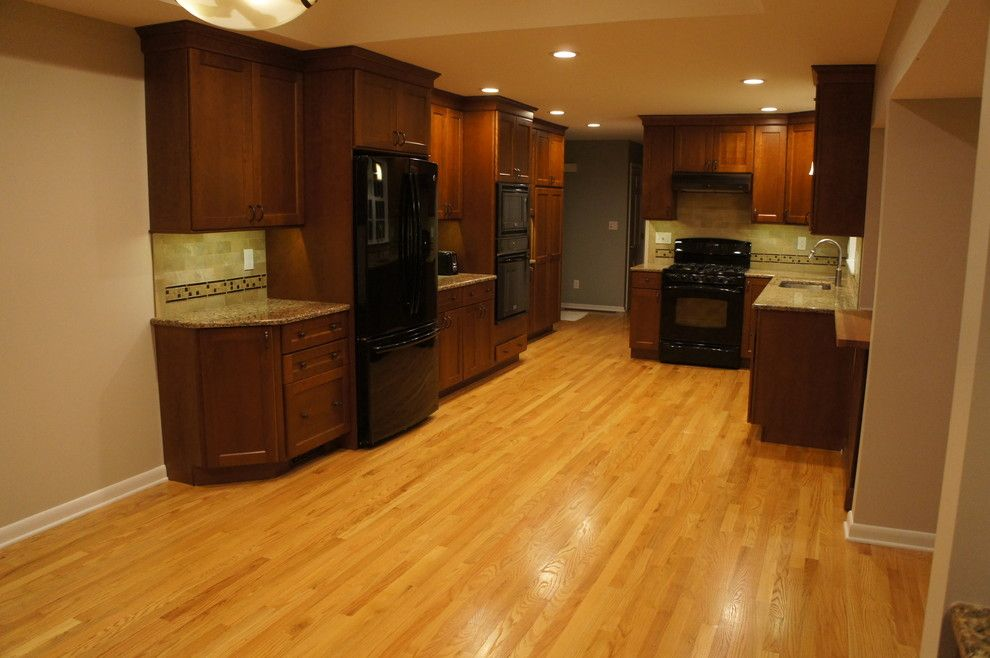 Go.pier1.com for a Contemporary Kitchen with a Gas Fireplaces and Lynne and Peter's Kitchen by C&j Custom Builders Inc.