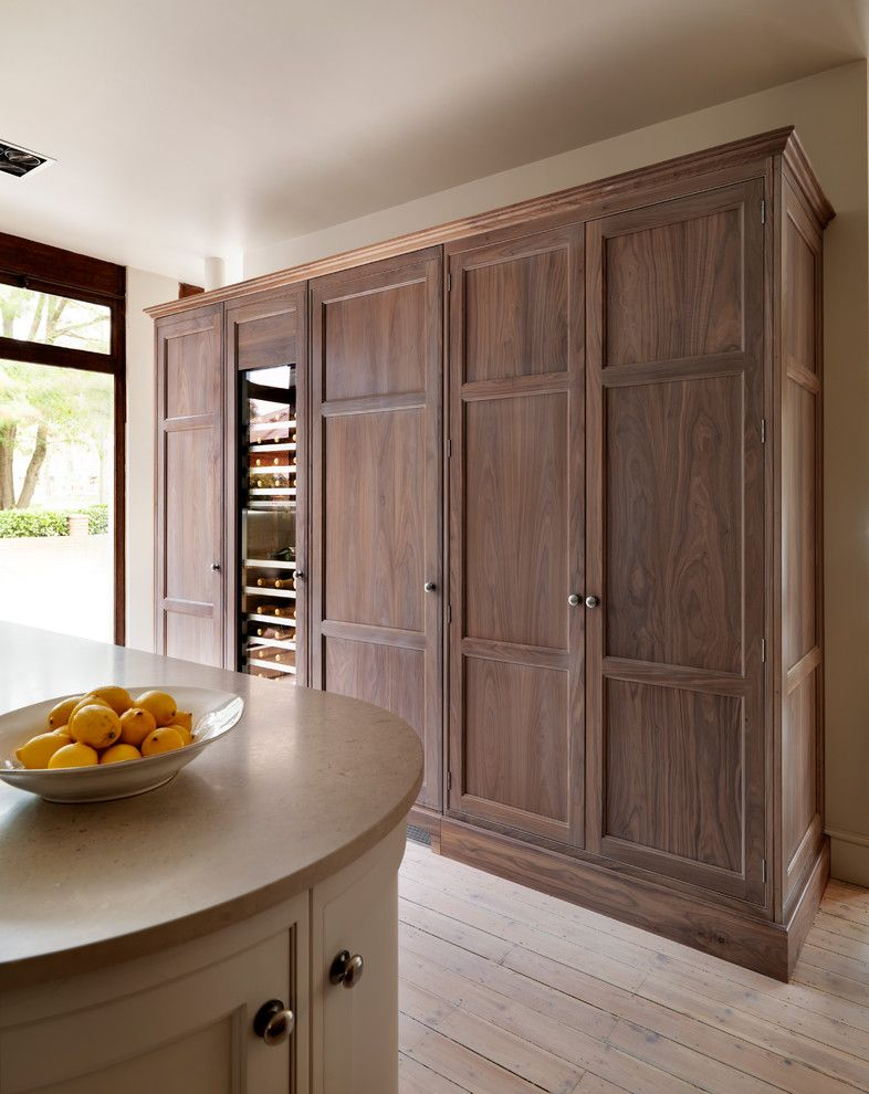 Goodwood Furniture for a Traditional Kitchen with a Aga and Teddy Edwards Goodwood by Teddy Edwards