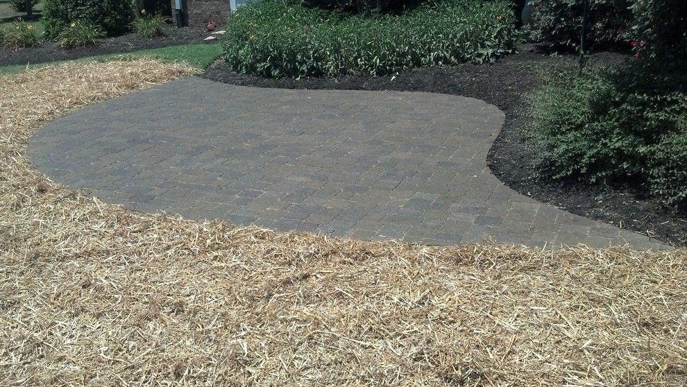 Greenleaf Landscaping for a  Spaces with a Outdoor Living and Paver Patio, Burns, Tn by Greenleaf Landscapes Llc