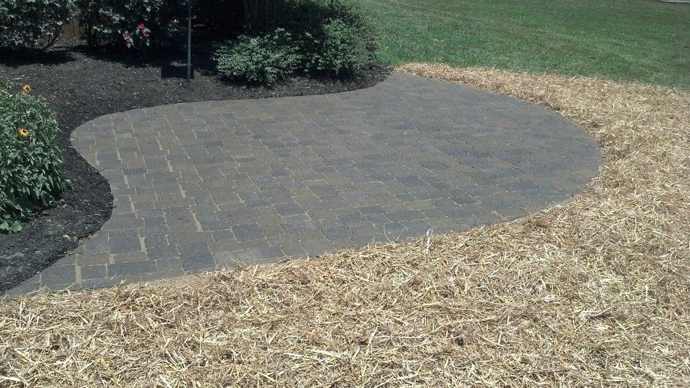 Greenleaf Landscaping for a  Spaces with a Patio and Paver Patio, Burns, TN by GreenLeaf Landscapes LLC