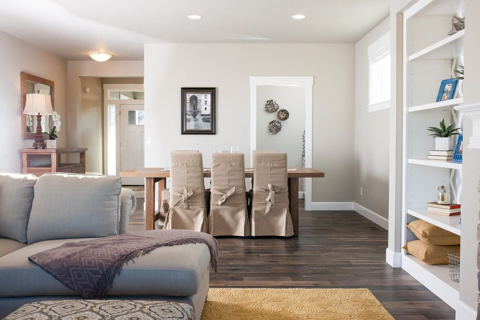 Greenstone Homes for a  Spaces with a Greenstone Homes and Greenstone Homes by Kentwood Floors