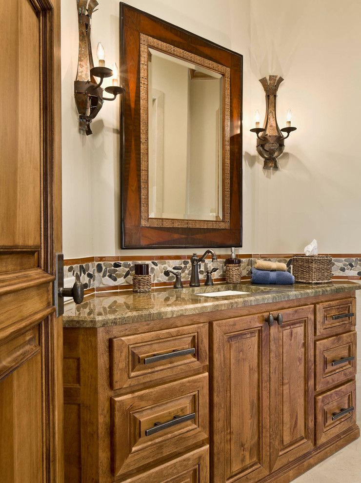 Gsh25jsdss for a Traditional Bathroom with a Raised Panel Millwork and 25,000 Sf of Luxury by Platinum Series by Mark Molthan
