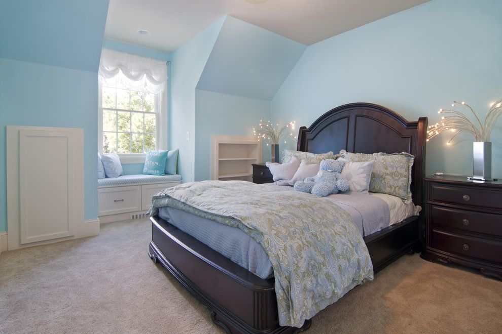 Gus From Cinderella for a Traditional Bedroom with a Traditional and Kid's Bedroom by Schrader & Companies