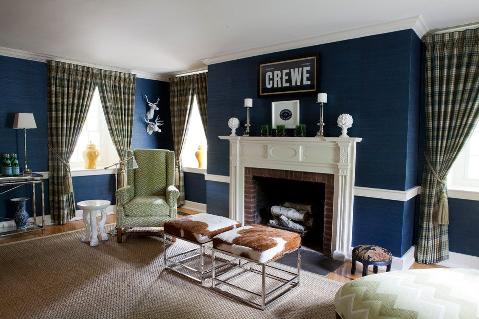 Harrisburg Symphony for a Traditional Living Room with a Room and Harrisburg Symphony Showhouse 2012 by Interiors Home