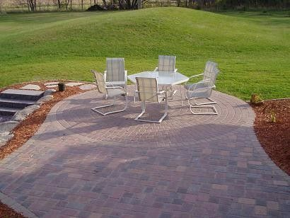 Haynes Furniture Richmond Va for a Traditional Patio with a Landscape and Brick Patio with Outdoor Furniture by Campbell & Ferrara
