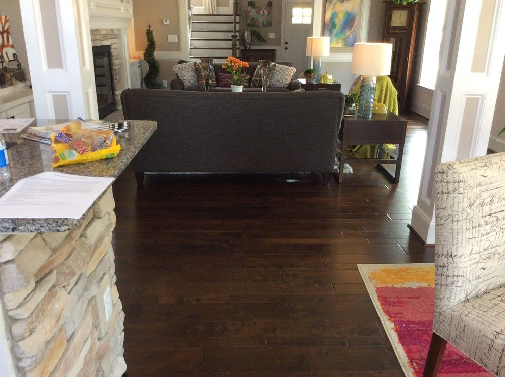 Helping Hands Richmond for a Craftsman Spaces with a Builder and Home a Rama in Suffolk, Va by Palmetto Road Flooring